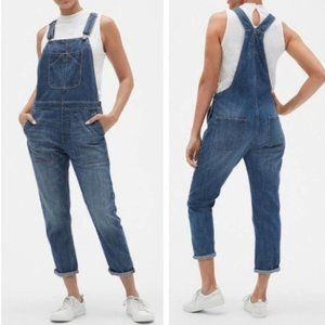 Gap Denim Bib Overalls Blue Size XS